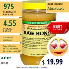 Y.s. Eco Bee Farms #Sweeteners #Honey