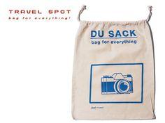 Baumwollbeutel - DU SACK