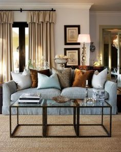 Classic Living- perfect coffee table