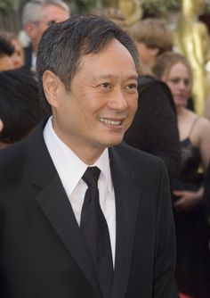 Ang Lee the winner at the Oscars for Best Director.