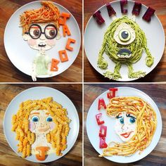 "As its ""world Pasta Day"" I thought I'd show you A really fun food account from a parent and his kid.  @jacobs_food_diaries have a look give them a follow if it makes you smile.  Big love #jamieoliver by jamieoliver"