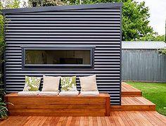 Inoutside's Range of Outdoor Studio Rooms