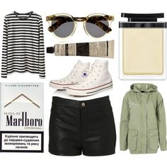"""we drink the pains away"" by cazzzzo on Polyvore"