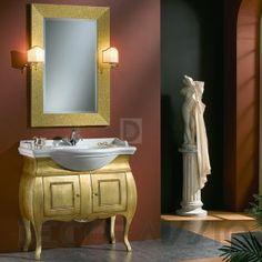 #bathroom #furniture #interior #design #interiordesign #designideas тумба под умывальник Modenese Gastone Contemporary, 96058