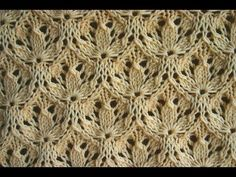 Ravelry: Starflower Estonian Lace Baby Blanket pattern by Hazel Roots Knitting Stiches, Crochet Stitches Patterns, Knitting Videos, Knitting Charts, Crochet Videos, Lace Patterns, Lace Knitting, Knitting Projects, Stitch Patterns