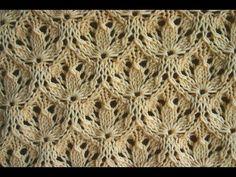 Узор - Трилистник ( shamrock pattern)