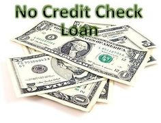 No Credit Check Loan http://www.paydayloansarkansas.org