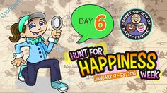 It's Day 6 of ‪#‎HuntForHappiness‬ Week. Pick one of our three hunts for an extra grin today: http://sohp.com/hunt-happiness-day-6/