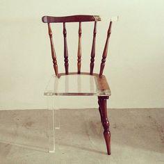 My Old New Chair by Tatiane Freitas #tatianefreitas