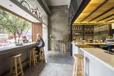 Galería de Distrito Fijo Club De Ciclismo / DCPP arquitectos - 11