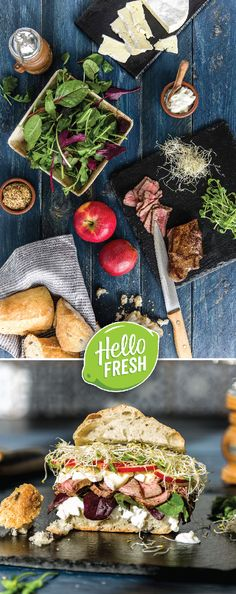Feel like trying to eat healthier has become a full time job? Let HelloFresh take over – we'll do all the work, so you can just save time and eat better!➜ Use code HELLOPIN35 at checkout to save $35 on your 1st box! End date: 12/31