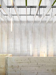 The Bridge by Threefold Architects