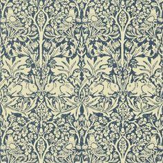Buy William Morris and Co DMORBR105 Brer Rabbit Wallpaper | Morris Volume IV | Fashion Interiors