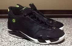 "11f66fd960d (The Wrap-Up Magazine) The last time the Air Jordan 14 ""Indiglo"" debuted  was back in June The Air Jordan 14"