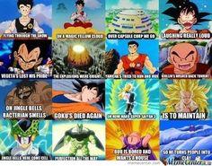 Funny Dragon Ball Z Abridged Memes : Dbz intro gif dragon ball z gt super dbz dragon