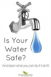 Is Your Water Safe?