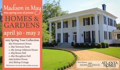 Madison In May Spring Tour of Homes & Gardens | April 30-May 2, 2015