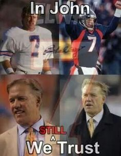 On the field or off it, Denver Bronco's John Elway still leads the charge to greatness! Thanks John! Denver Broncos Players, Denver Broncos Football, Nfl Denver Broncos, Broncos Fans, Best Football Team, Football Fever, Watch Football, Denver Donkeys, Sports Photos