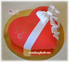 Торт, как предложение руки и сердца. - Кондитерская - Babyblog.ru