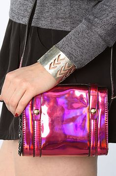 Want it? Win it with a shopping spree! #PLNDR   Accessory Boutique Space Cadet Bag