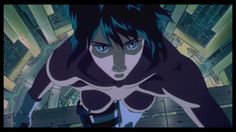 Image result for ghost in the shell original