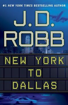 All J.D. Robb books are worth reading, if you like futuristic crime love novels. Yes!