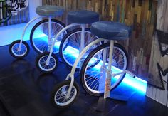 Bar Stool Bike