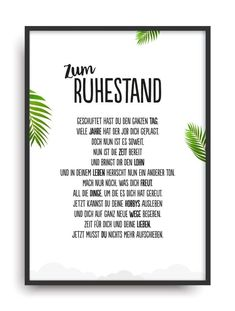 Gift idea for RETIREMENT retirement farewell card colleague professional life personally … – Gift Ideas 2020 Rainbow Painting, Good Presentation, Life Pictures, Positive Life, Funny Gifts, Vintage Posters, Retirement, Letter Board, Meant To Be