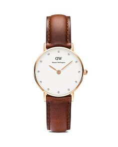 Daniel Wellington Classy St. Andrews Watch, 26mm | Bloomingdale's
