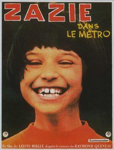 Zazie dans le métro -  Louis Malle - 1960