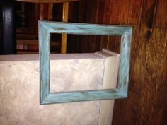 distressed picture frame Painted Frames, Distressed Picture Frames, Pictures, Crafts, Diy, House, Painting, Ideas, Home Decor