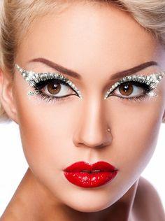 Illusion Glitter Eye Art Kit