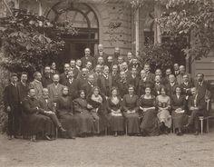 1911 Weimar Premier Congrès de Psychanalyse