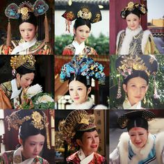 . The Journey Of Flower, Empresses In The Palace, Oriental Fashion, Oriental Style, Kung Fu Movies, Costume Collection, Chinese Clothing, Period Costumes, Qing Dynasty
