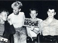 Depeche Mode, los comienzos.