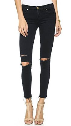 ce4ade3f5f2c Amazon.com  J Brand Jeans Women s 8227 Ankle Mid Rise Skinny Jean  Clothing