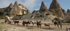 Kapadokya Turları, Kapadokya At Turu