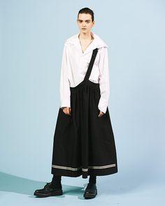 ワイズ(Y's)2017-18年秋冬コレクション Gallery14 - ファッションプレス