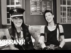 Ash and Andy :)