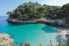 Cala Mitjaneta, Menorca (Spain)