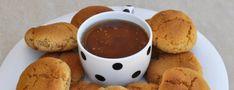 Κουλουράκια μελιού: Το πιο υγιεινό βούτημα για τον καφέ Chocolate Fondue, Christmas Cookies, Pudding, Tableware, Desserts, Food, Xmas Cookies, Tailgate Desserts, Dinnerware