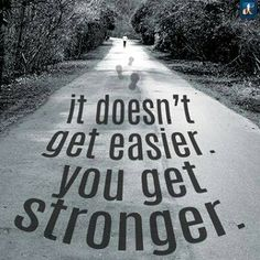 You Will Get Stronger. #workout #motivation