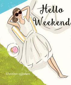Have A BLESSED Weekend 2 ALL!!