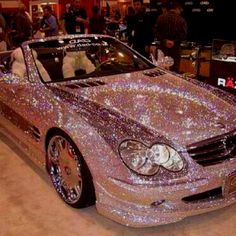 Dream car! Sparkles and