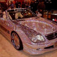 Dream car! Sparkles and