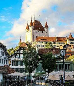 Thun is such a beauty!