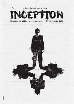 Inception - alternative poster