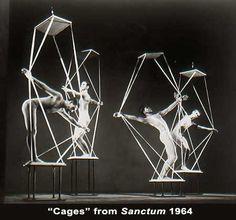 Nikolais and the Bauhaus