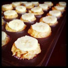 Whole Wheat Banana Pumpkin Muffins