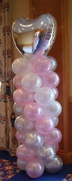 BALLOON PILLARS - Bing Images
